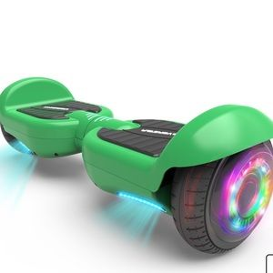 Green Hoverboard Brand New